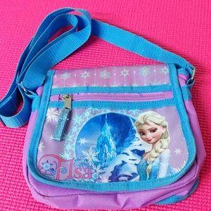 2/$40💠Disney Frozen Elsa Crossbody Puse